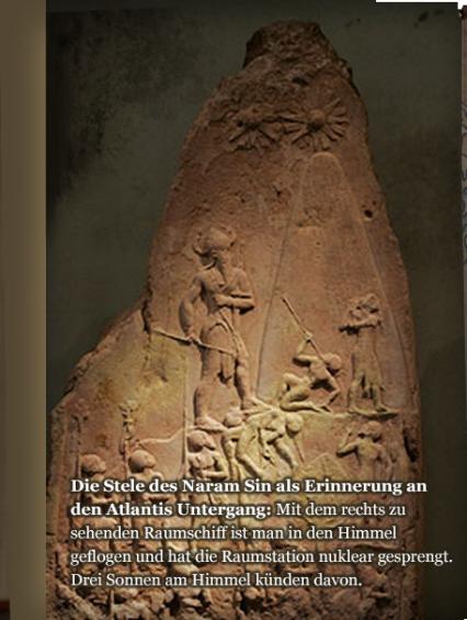 Die Stele des Naram